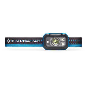 Black Diamond Storm 375 Otsalamppu, azul